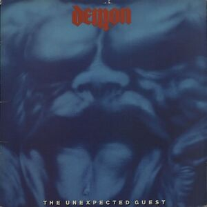 Demon The Unexpected Guest 1982 Uk Vinyl Lp Record Excellent Condition Nwobhm Ebay