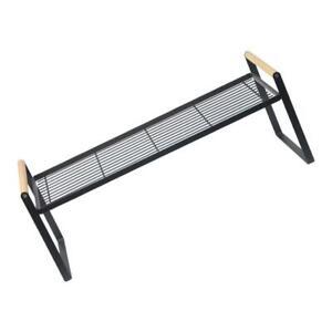 Single-Tier-Kitchen-Shelf-Spice-Rack-Storage-Organizer-Counter-Top-Holder
