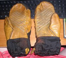 WWII PILOT GLOVES LEATHER