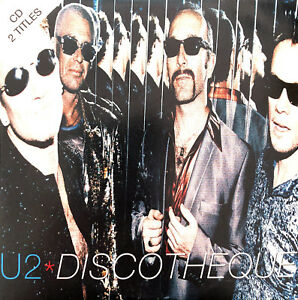 U2-CD-Single-Discotheque-Europe-EX-EX