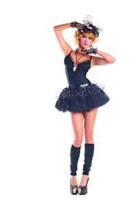 Detalles De Party King Material Pop Star Años 80 Vestido Adulto Mujer Disfraz Halloween