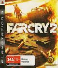 PLAYSTATION 3 FARCRY 2 PS3 GAME