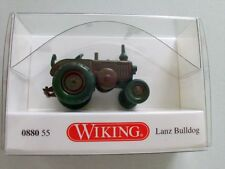 """Wiking special edition: 088055 Lanz Bulldog """"Agritechnica 2015"""", with Age patina"""