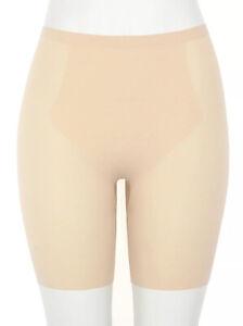 New SPANX 10005R Beige Thinstincts Mid Thigh Short size L