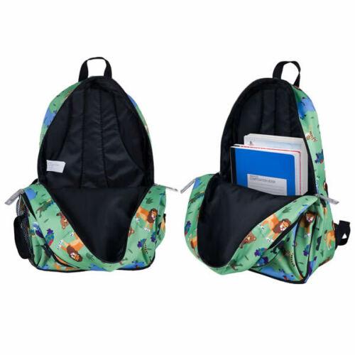Boy/'s Kids Safari Backpack Personalised Personalised Jungle Backpack