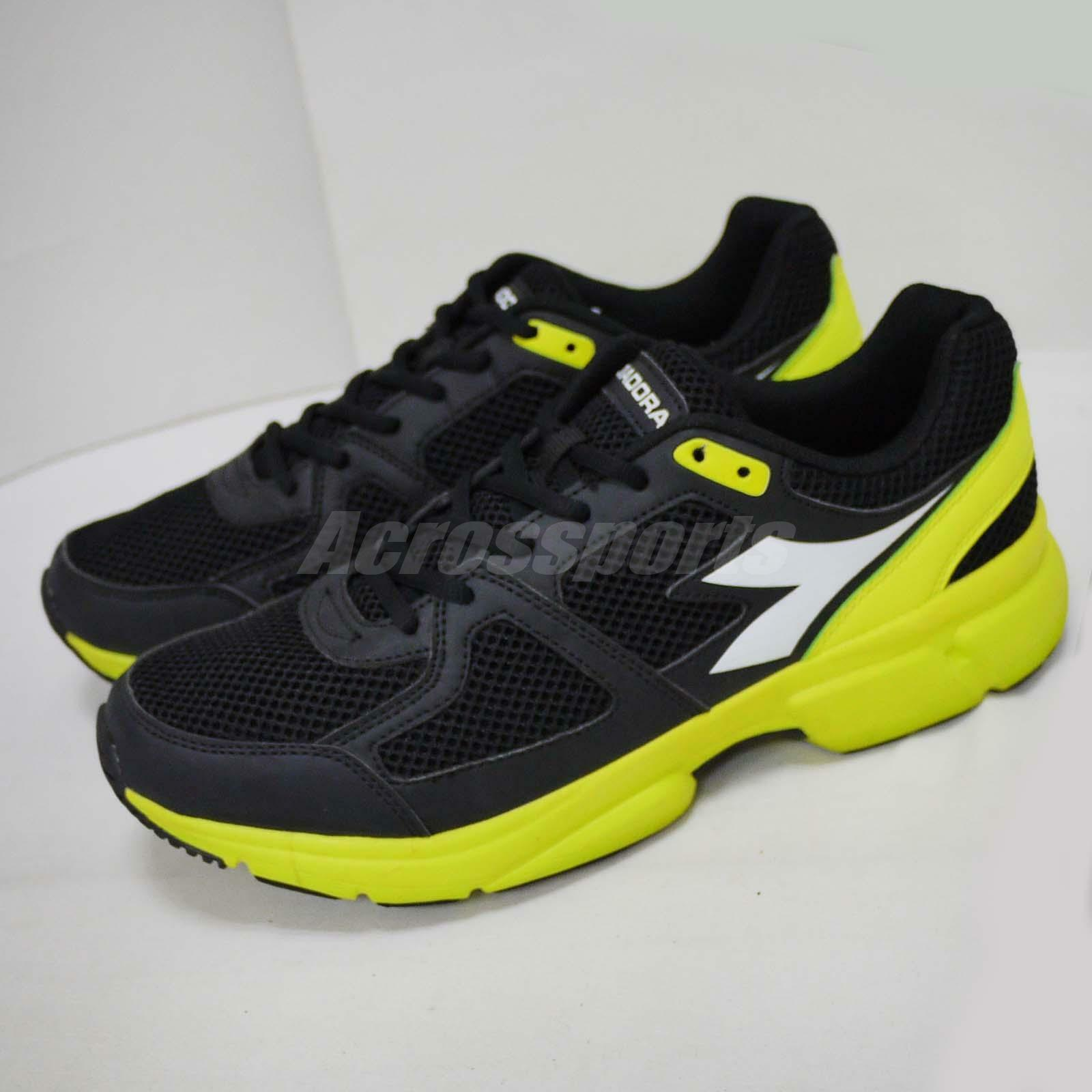 Diadora Shape 8 Right Foot With Tiny Defect Yellow Men shoes Sneaker 172074-C0871