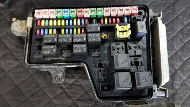 P56051039ad Tipm Fuse Box 2004