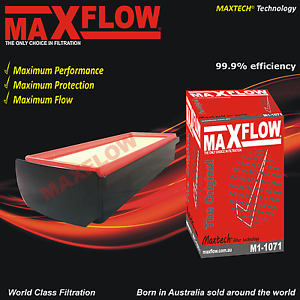Details about Buy Maxflow® air filter to suit / fit BMW 5 F07 F10 F11 BMW 6  F06 F12 F13 filter