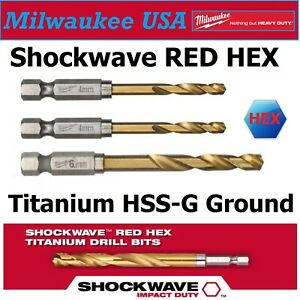 MAKITA SDS-PLUS HSS-TIN Hammers Drill Bit For Wood and Metal