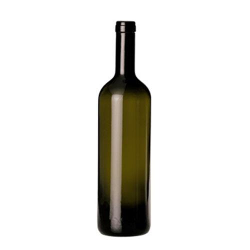 Bottiglia Vetro Scuro Bordolese Vino Confezione 6 Pezzi 75 cl GIOSAL