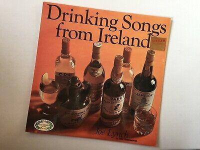 Drinking Songs From Ireland - JOE LYNCH & THE HIBERNIANS 1969 | eBay