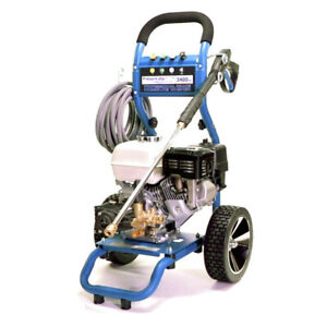 Pressure-Pro PP3425H Dirt Laser 3400 PSI 2.5 GPM Gas Pressure Washer New