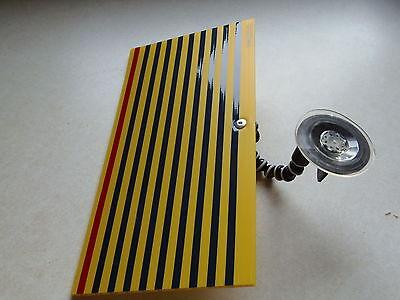 Light Translucent hollow Yellow Dent Board PDR Reflector Board Paintless Dent