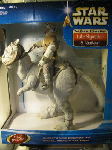 Star Wars Empire Strikes Back 12 in Luke et Tauntaun nouveau dans la boîte environ 30.48 cm