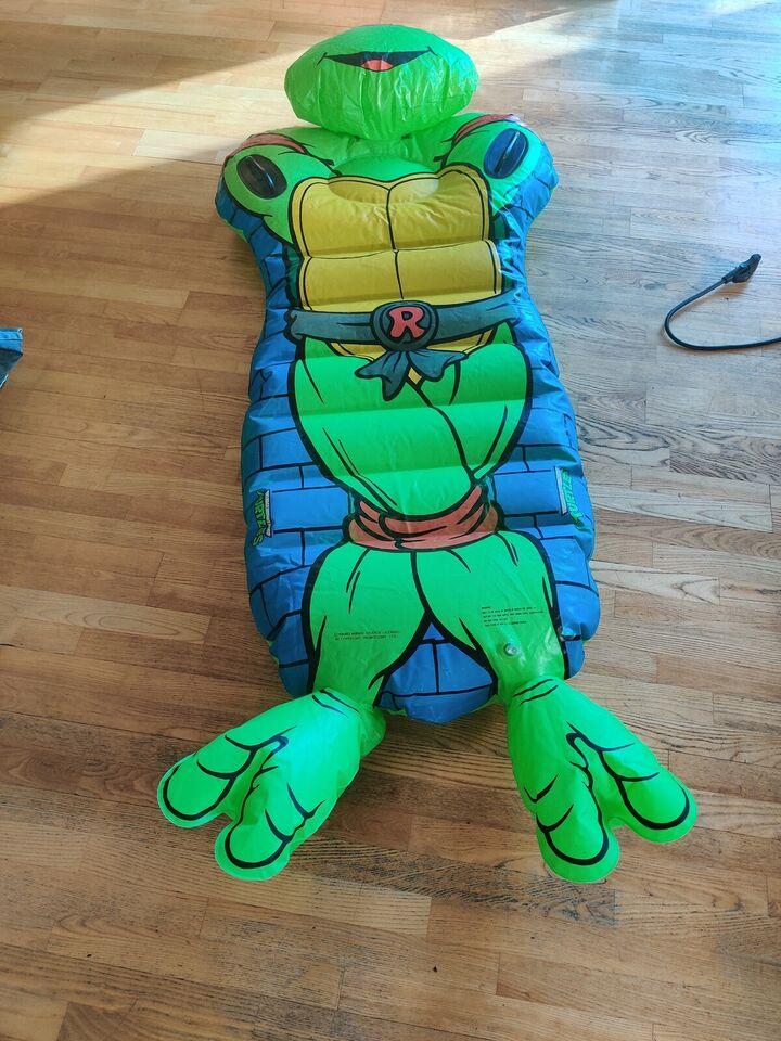 Legetøj, Turtles badedyr fra 1990