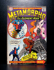 COMICS: DC: Metamorpho #6 (1966) - RARE (batman/flash/wonder woman)