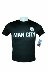 d389fa73e Image is loading Manchester-City-F-C-Official-Youth-Performance-Poly-Jersey-  · Puma Arsenal FC Stadium Football Training Jersey Soccer Shirts Black ...