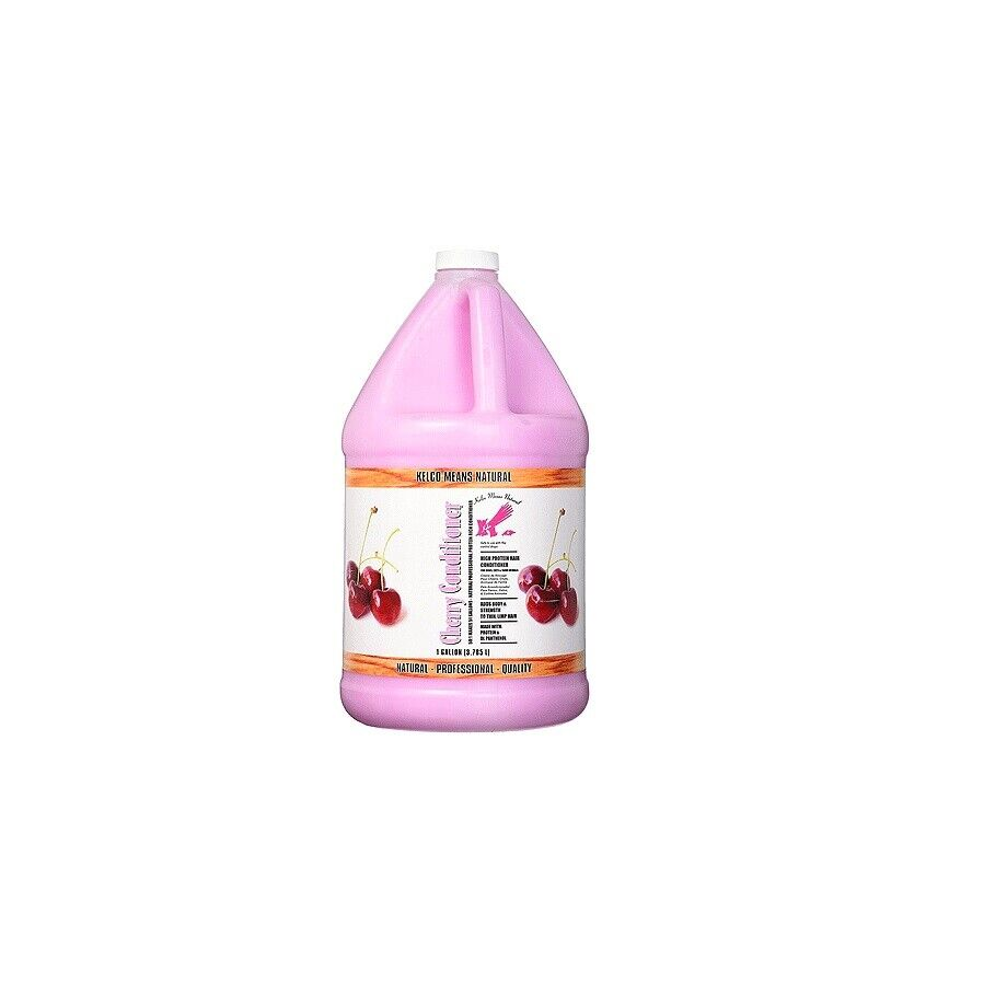 KELCO Cherry Conditioner for Eliminate tangles static 50 1 Gallon