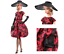 Barbie-Signature-Mary-Poppins-Poupees-Collections-Edition-Collector-Mattel-FJH77 miniature 1