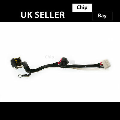 GENUINE SONY VAIO VPCEE PCG-61611M POWER DC JACK SOCKET CABLE WIRE A GRADE
