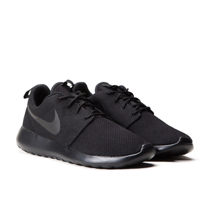 Image is loading NIKE-ROSHE-RUN-ONE-ROSHERUN-ALL-BLACK-511881-