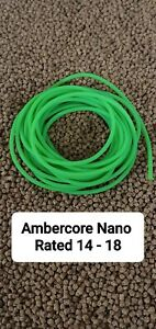 HIGHEST QUALITY AMBERCORE HOLLOW  POLE ELASTIC RATED 7-11 2.5m length