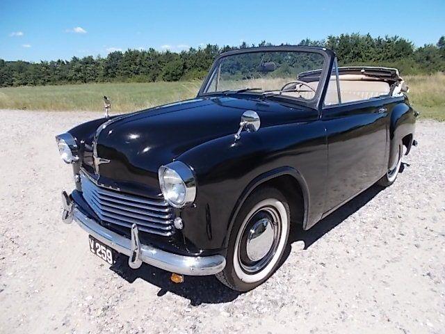 Hillman Minx 1,2 Cabriolet 2d