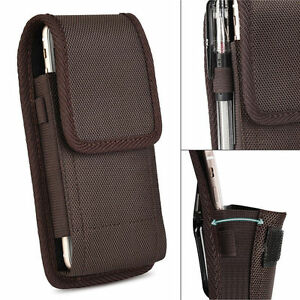 on sale 6d7cc 415ca Details about SAMSUNG GALAXY S9 PLUS Leather Case Pouch Cover Holster +  Belt-Clip VERTICAL S9+