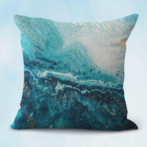 rock quartz marble abstract cushion cover throw pillow case
