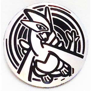 Official Pokemon coin Lugia JAPAN