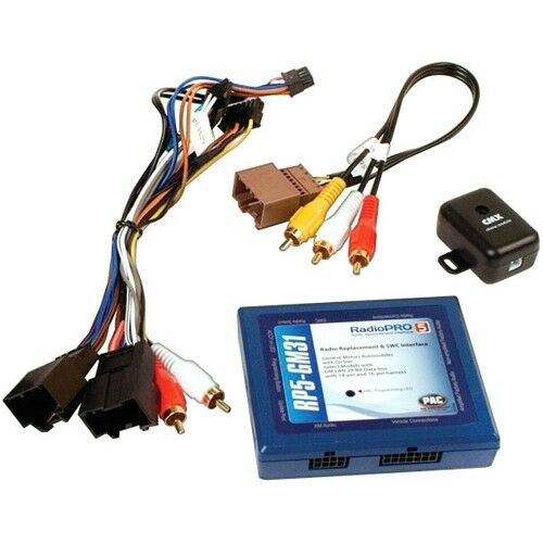 Pac Rp5-gm31 All-in-one Radio Replacement /& Steering Wheel Control Interface