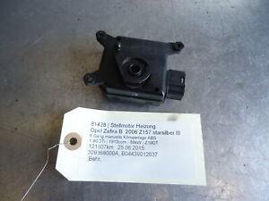 Stellmotor Heizung Opel Zafira B 309368000A 1.9CDTi 88kW Z19DT 81428