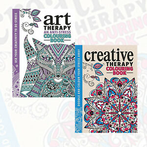 Richard-Merritt-Collection-2-Books-Pack-The-Art-Therapy-The-Creative-Therapy-AU