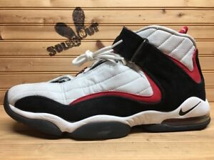 2006-Nike-Air-Max-Penny-IV-4-sz-12-Grey-Red-Black-White-312455-003-CR