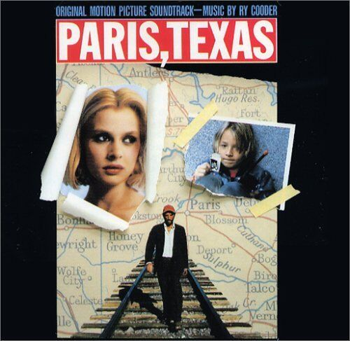 1 of 1 - Ry Cooder - Paris Texas / O.S.T. [New CD] UK - Import