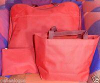 Set 3 Bagages Sac Week-end + Sac Main + Pochette Voyage
