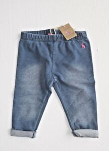 NWT-LITTLE-JOULES-Denim-Leggings