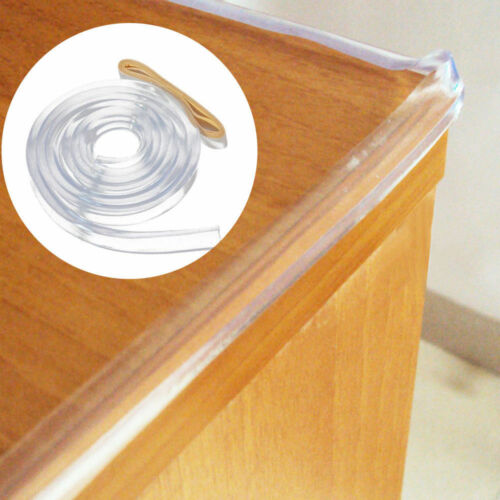 1Roll Baby Safety Soft Silicone Corner Protector Clear Furniture Edge Protection