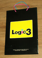 Logic 3  promo Tasche Tragetasche  / Carrying Bag Gamescom 33x47cm
