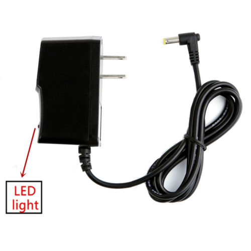 AC Power Charger Adapter Cord for Casio Exilim Camera Cradle CA-23 CA-24 CA-26