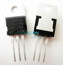 10PCS LM7805 L7805 7805 TO-220 Voltage Regulator IC LM7805