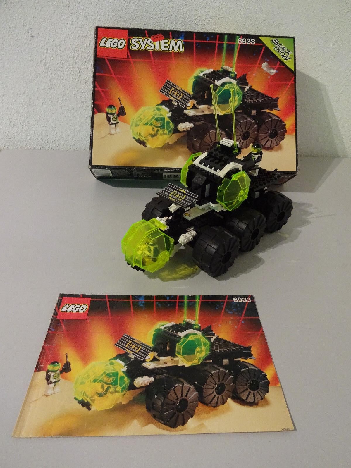 (TB) LEGO système 6933 Spectral Starguider avec emballage d'origine & Ba