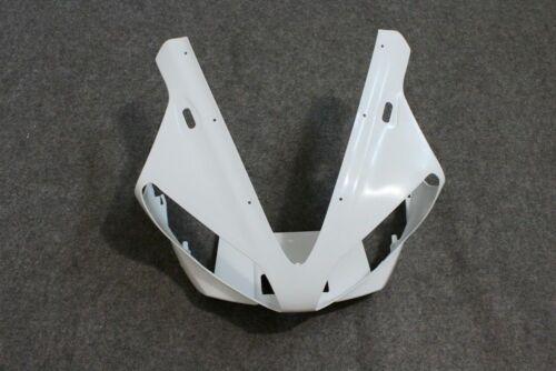 Unpainted White Fairing Kit Fit for Yamaha YZF R1 2000 2001 ABS Plastic Bodywork
