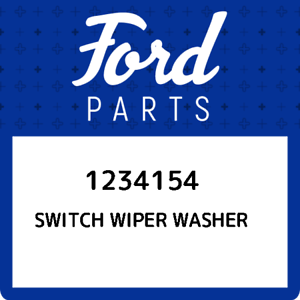 1234154-Ford-Switch-wiper-washer-1234154-New-Genuine-OEM-Part
