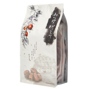 Séché Jujube naturel 100% coréen 500 G/1.1Ib Snack fruit séché Corée 경산건대추