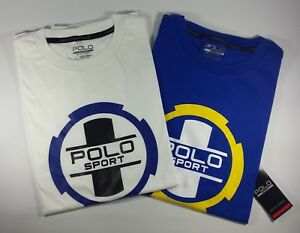 New-Ralph-Lauren-Polo-Sport-Cotton-Jersey-T-Shirt-for-10-to-14-Years-Boys-SALE