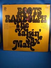 Boots Randolph The Yakin' Sax Man LP SEALED