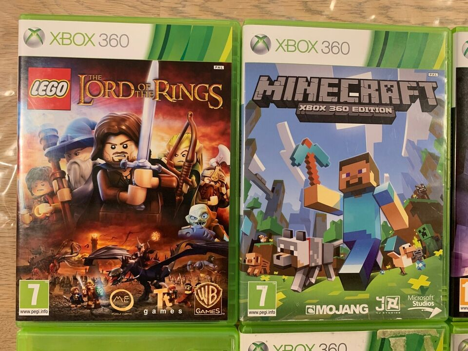 8 spil, Xbox 360