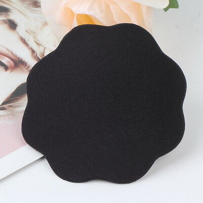 Reusable Invisible Skin Adhesive Cloth Cover Silicone Nipple Cover Bra Pad EF