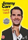 Jimmy Carr - Telling Jokes (DVD, 2009)